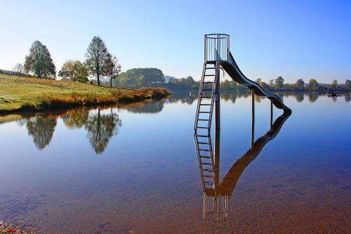 losheimer reservoir baderutsche silent lake