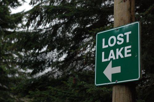 lost found compass
