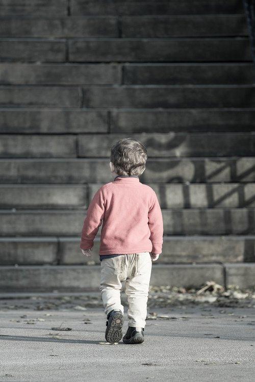 lost  child  boy
