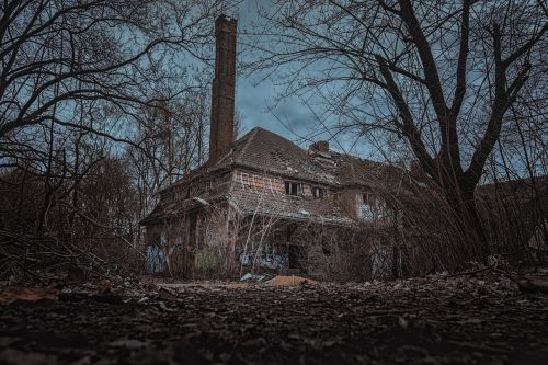 lost place homes leave