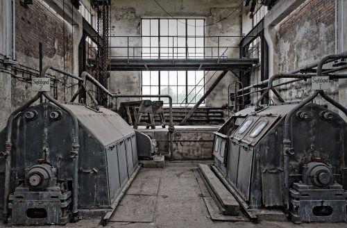 lost place peenemünde power plant