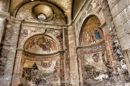 lost places ruin historically