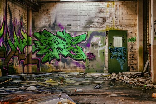 lost places space hall