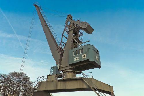 lost places crane leave