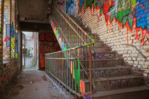 lost places leave factory