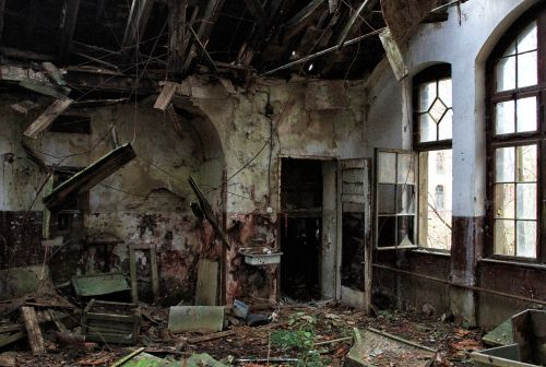 lost places run down lapsed
