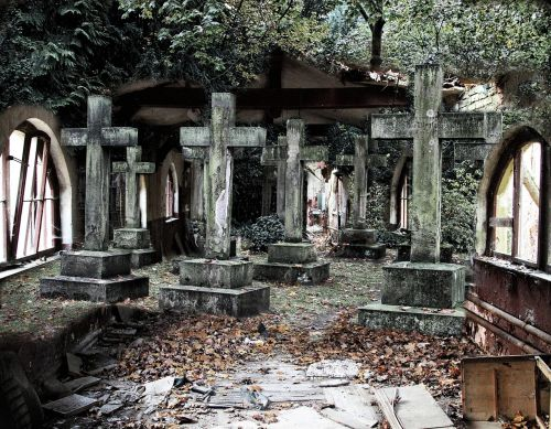 lost places lapsed neglected