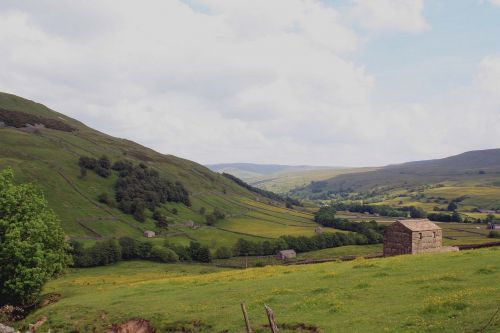 lost places yorkshire dales swaledale