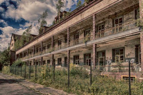 lost places beelitz hospital