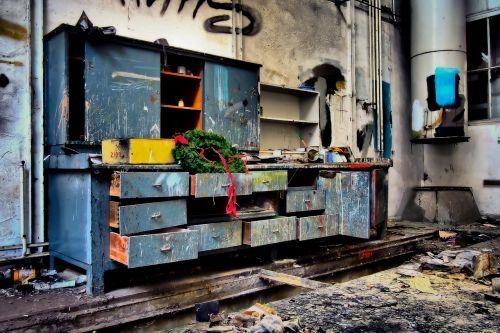 lost places workshop leave