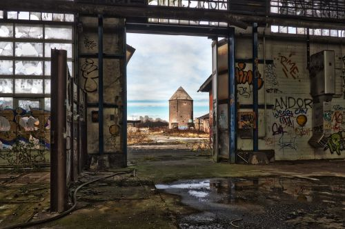 lost places pforphoto old factory