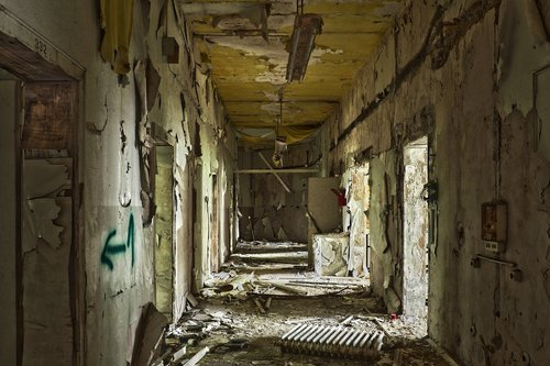 lost places  abandoned  within