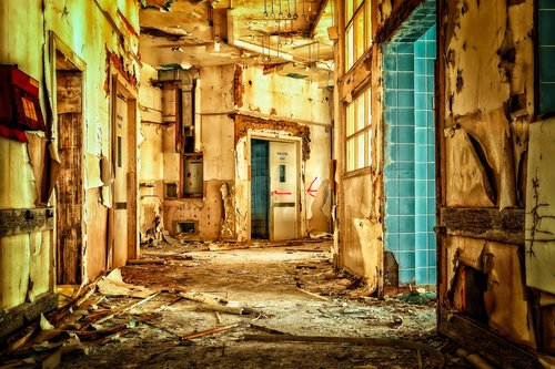 lost places  building  lapsed