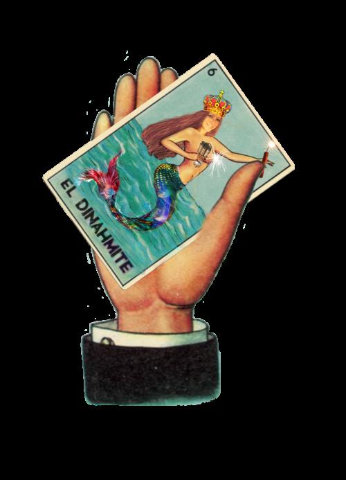 loteria hand dynamite