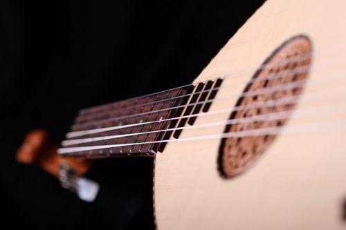 loud guitar instrument