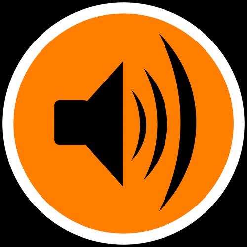 loud speaker loud noise