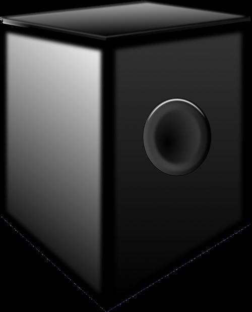 loudspeaker bass speaker audio