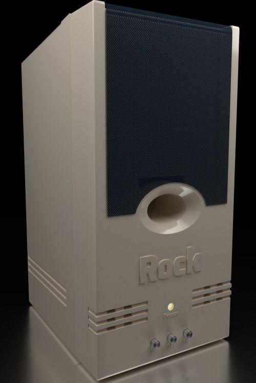 loudspeaker sound design