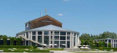 louis festspielhaus füssen theater lake forggensee