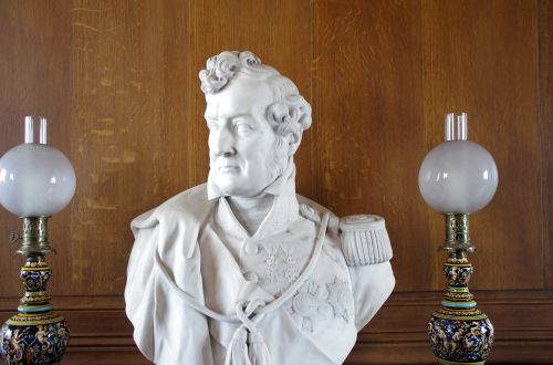 louis-philippe bust king