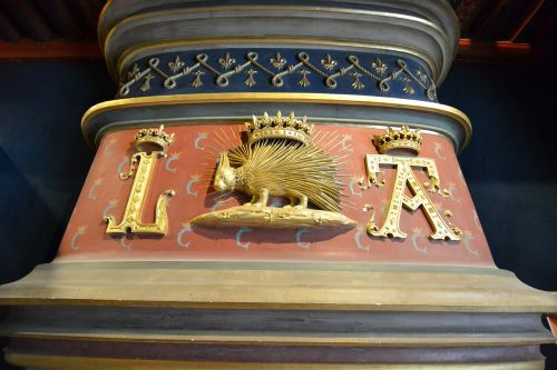louis xii porcupine crown