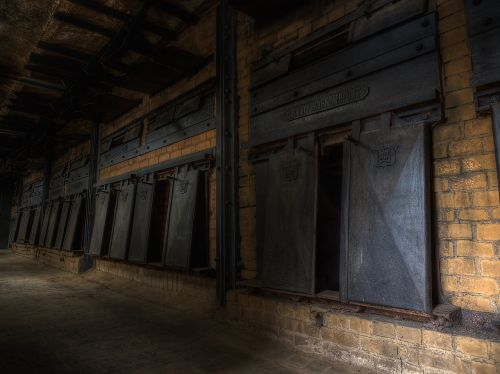 louise briquette factory factory old factory