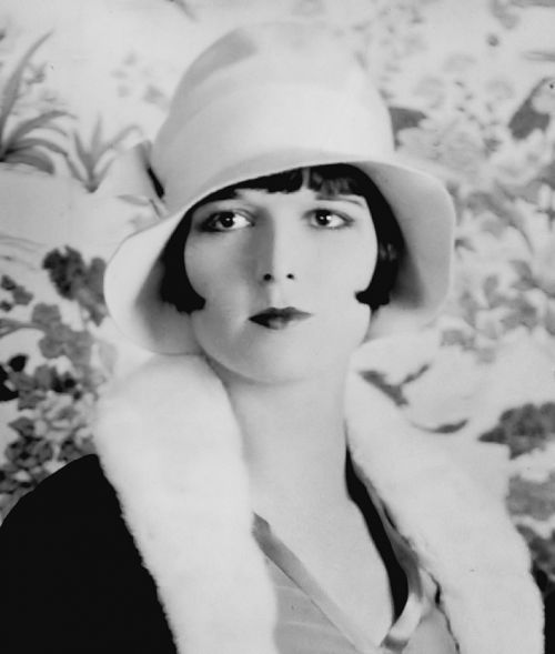 louise brooks actress vintage