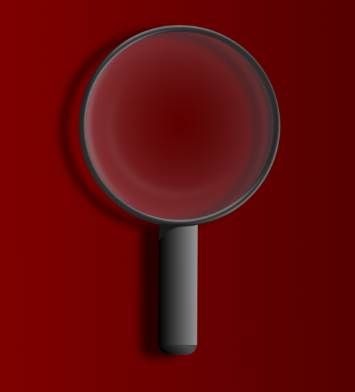 loupe magnifier glass