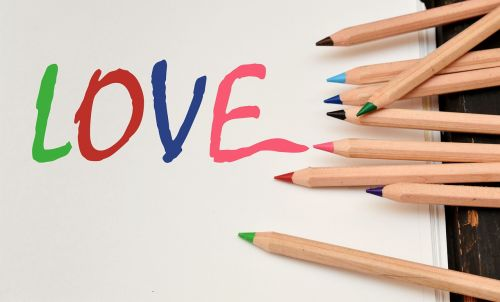 love to write romanticism
