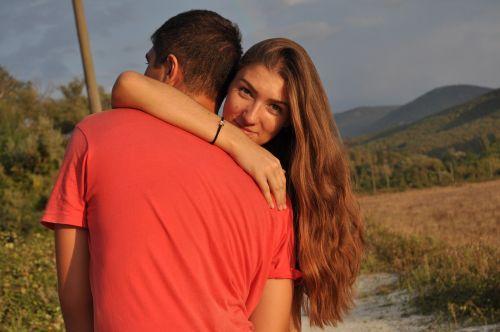 love nature couple