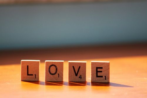 love symbol feelings