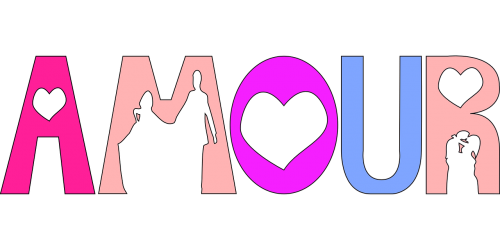love amour text