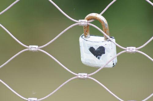 love castle fence