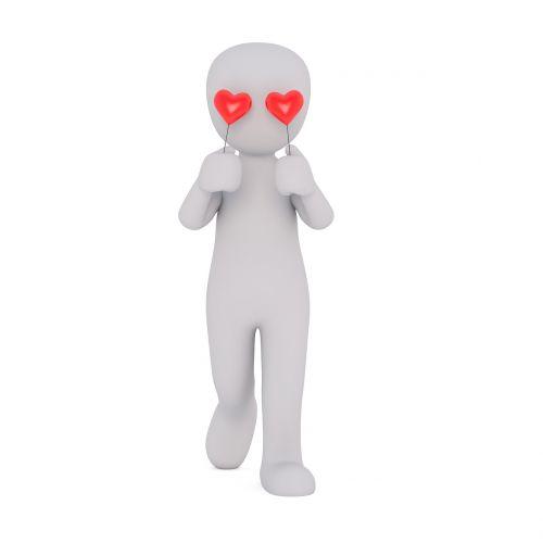 love heart romance