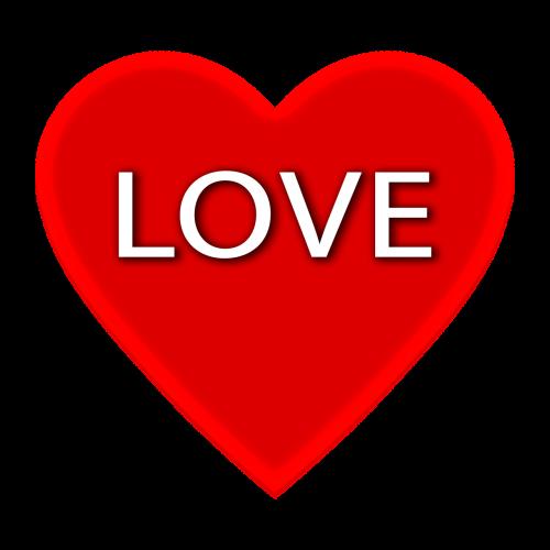 love love heart hearts