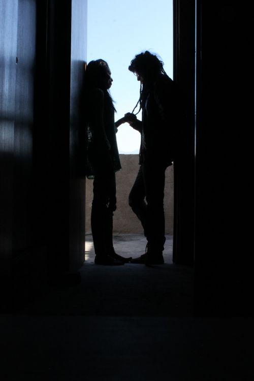 love silhouettes romance
