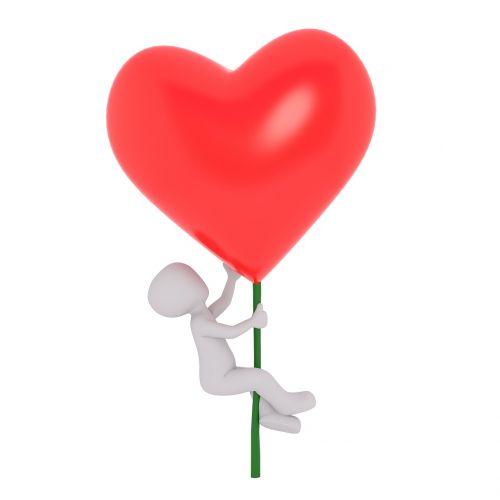 love heart happy