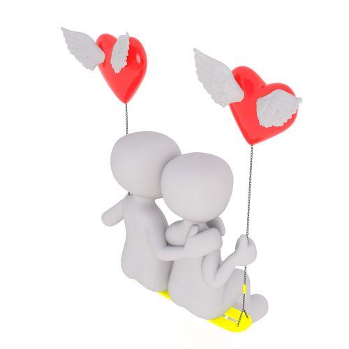 love heart rome