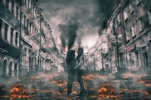 love  destruction  city