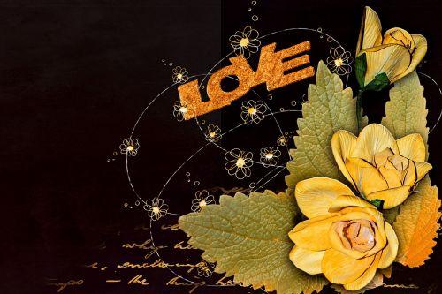 love relationship flowers