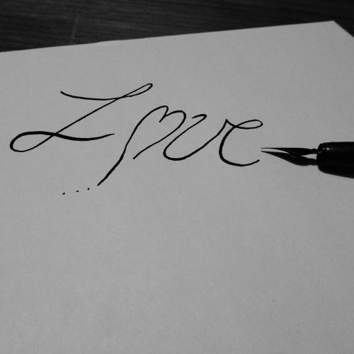 love letters heart