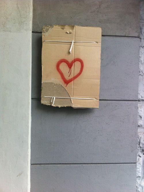 love emotions graffity