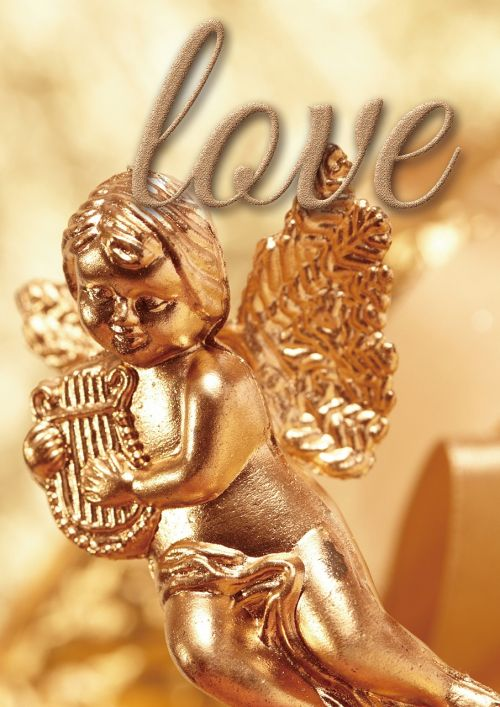 love cupid blessing