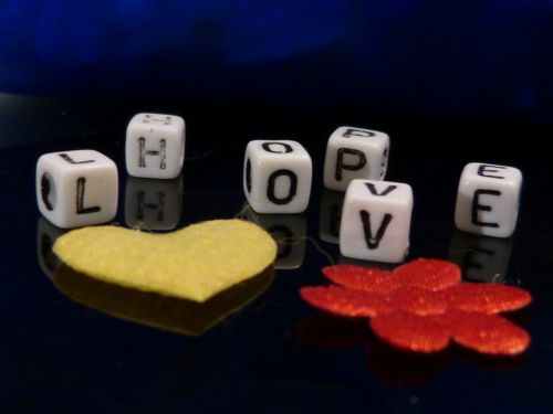 love hope beads