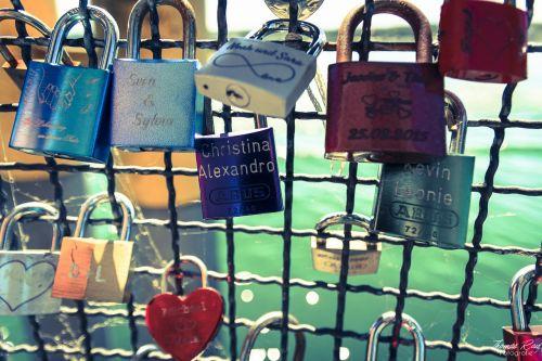 love castle castle padlock