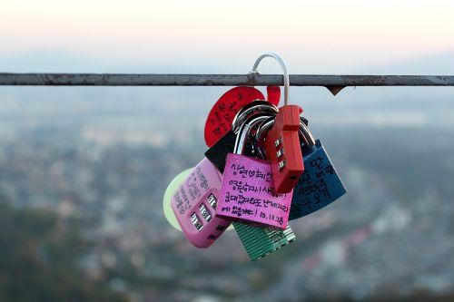 love lock locks symbol
