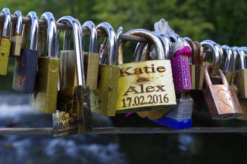 love locks padlocks memory