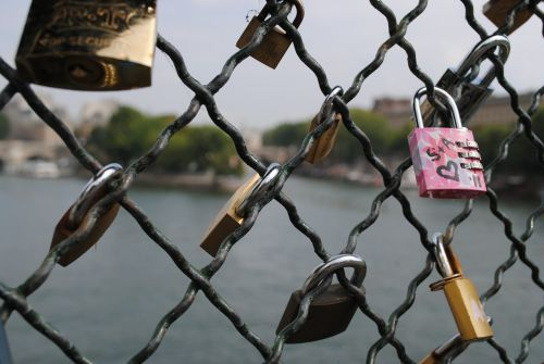 love locks closure closed