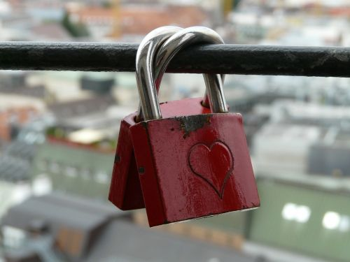 love locks love padlocks