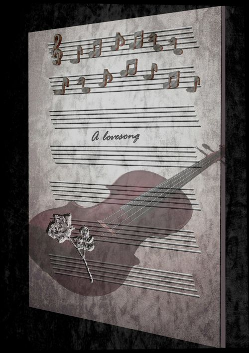love song notenblatt music